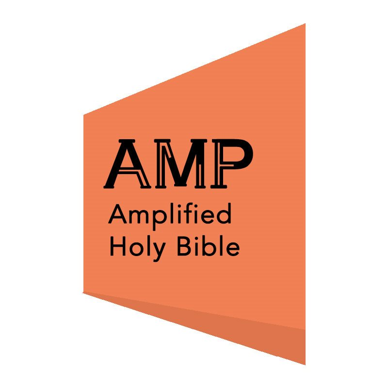AMPLIFIED HOLY BIBLE (AMP)