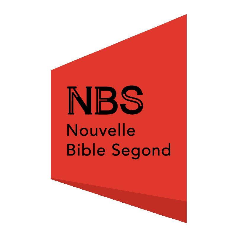 NOUVELLE BIBLE SEGOND (NBS)