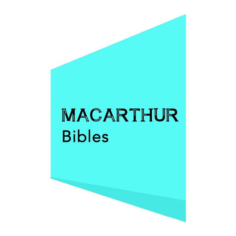 MACARTHUR BIBLES