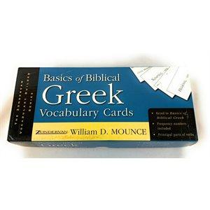 Basics of Bibilical Greek Vocabulary Cards