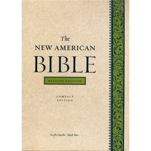 The New American Bible Revised Edition: Compact Edition