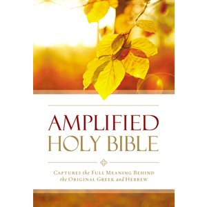 Amplified Holy Bible - Softcover