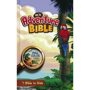 NKJV Adventure Bible, Hardcover