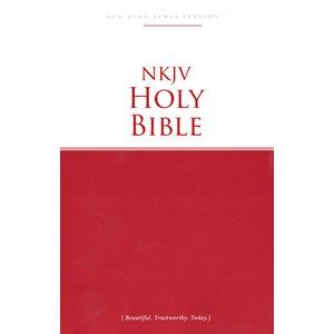 NKJV Economy Bible, Tradepaper