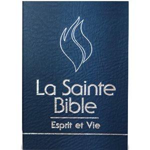 BIBLE ESPRIT ET VIE - EDITION NUIT PU BLEU