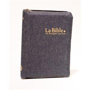 La Bible Français Courant Avec les Livres Deutérocanoniques (Édition Catholique)