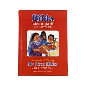 Albanian English Children's Bible