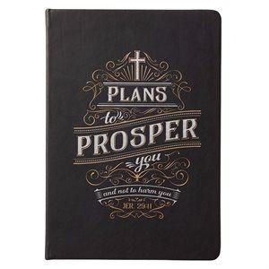 JOURNAL - PLANS TO PROSPER JER 29.11