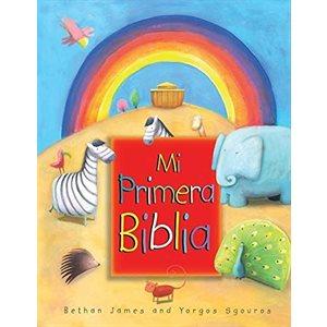 Mi Primera Biblia (Spanish Edition)