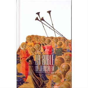 La Bible de Jérusalem - Format poche, Couverture Rigide Illustrée