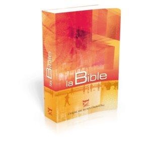 La Bible Segond 21 (S21) de poche - Couverture souple orange illustrée, tranche blanche