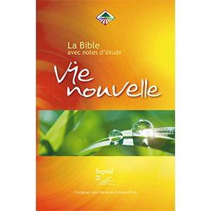 LA BIBLE - SEGOND 21 (RIGIDE ILLUSTREE)