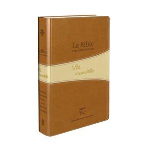 LA BIBLE - SEGOND 21 (DUO BRUN ETUDE OR BOITIER)