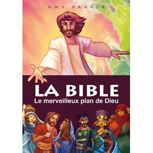 BIBLE - LE MERVEILLEUX PLAN DE DIEU