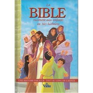 Bible Racontée Aux Enfants 365 Histoires