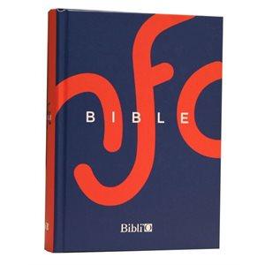 La Bible Nouvelle Français Courant (NFC) - Couverture Rigide, Avec les Livres Deutérocanonique (Ed. Catholique)