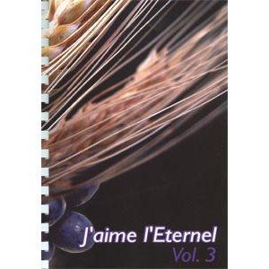 J'aime l'Éternel (JEM 3) - Recueil de chants (722 à 943, deux suppléments inclus), Spirales