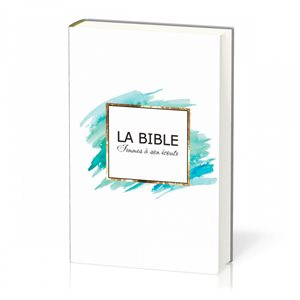Bible Femmes à son écoute (rigide aqua et or)