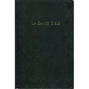 La Sainte Bible - Version Darby (Semi-rigide, Noir, Similicuir)