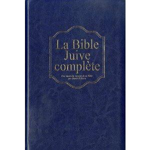 La Bible Juive Complète (en cuir avec onglets)